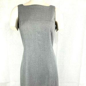 Oscar De La Renta Sheath Dress Size 10 Sleeveless